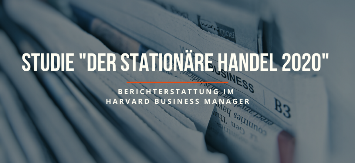 Studie Harvard Business Manager