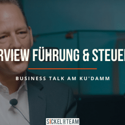 Interview Oberländer Business Talk am Ku'damm